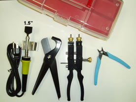 Splicing and Welding kit