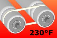 High Temperature Belts & Belting